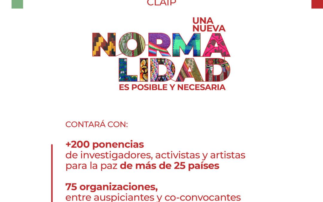XII Congreso Latinoamericano de Investigación para la Paz